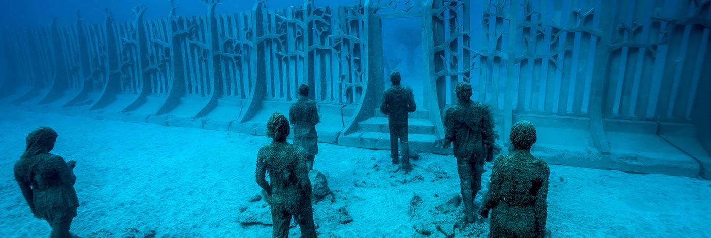 Dive Museo Atlantico
