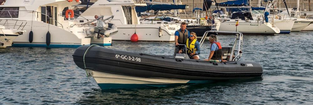 RYA Powerboat course