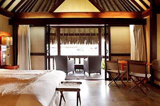 Hotel Sofitel Moorea Ia Ora Beach Resort, Moorea - Tahiti ...