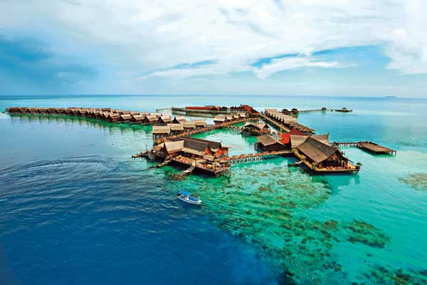 Malaysia Dive Resorts - Dive Discovery Malaysia