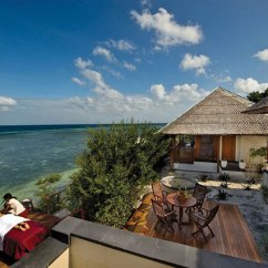 Lounge Beach Chairs Card Table And Chair Sets Target Wakatobi Dive Resort - Indonesia Resorts Discovery