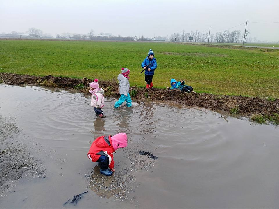 Outdoor education - educazione all'aria aperta 3