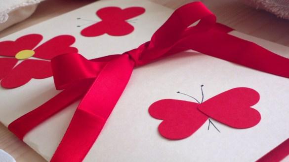 Biglietto di auguri per San Valentino DIY by Mina