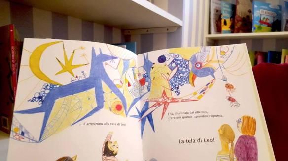"""Recensione del libro: """"La tela di Leo"""" un inno alla propria unicità e all'amicizia"""