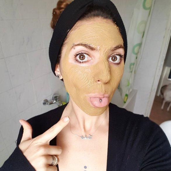 Maschera argilla Bentonite – Recensione Lotus Clay Mask