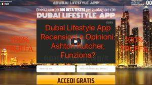 Dubai Lifestyle App