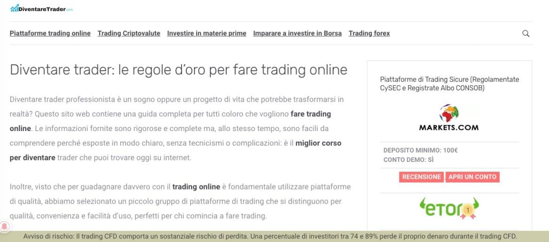 7235f9be2c Chi siamo - Diventare trader