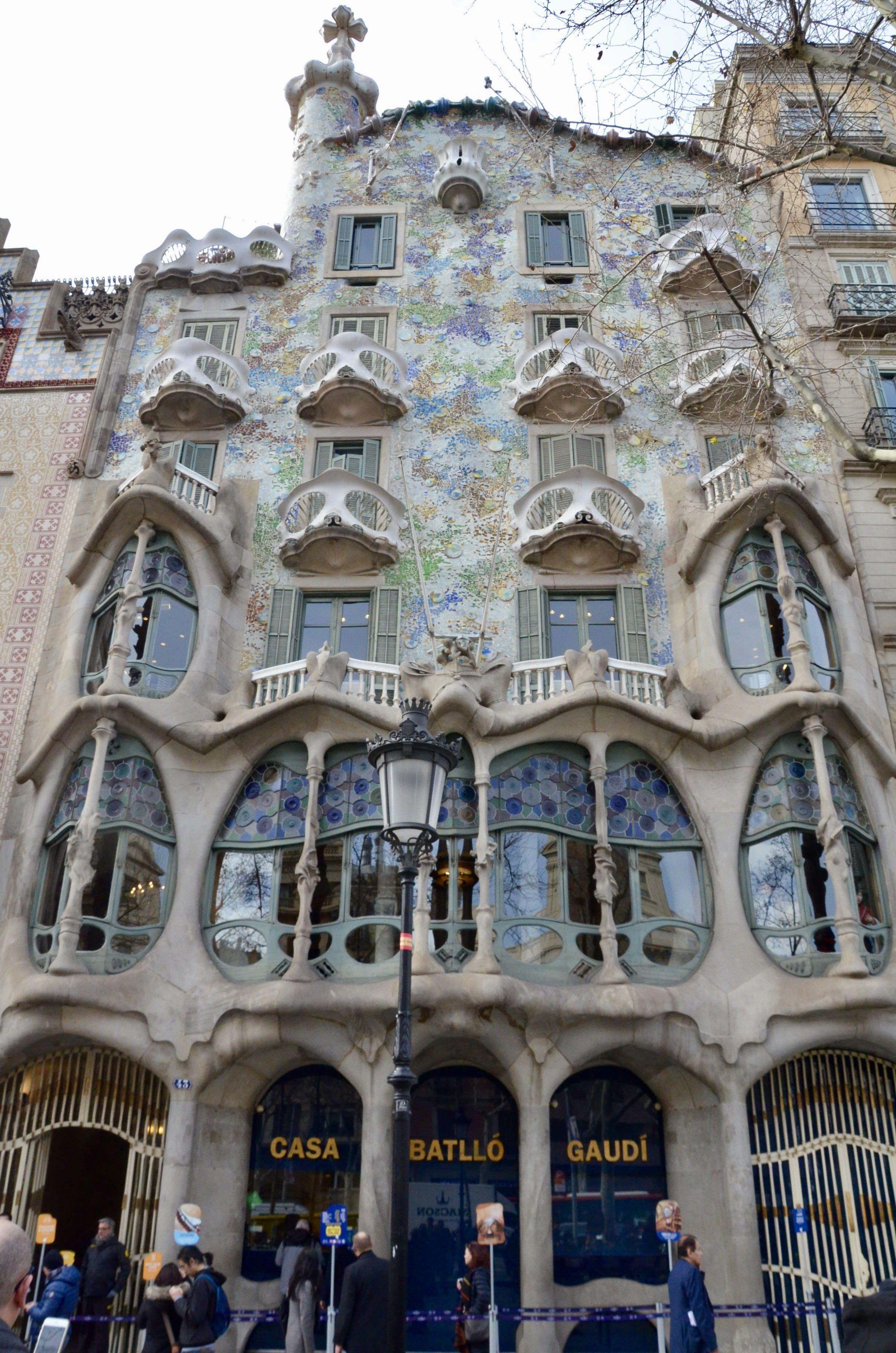 Casa Batll Lugar de inters Barcelona Todo el ao entradas tickets