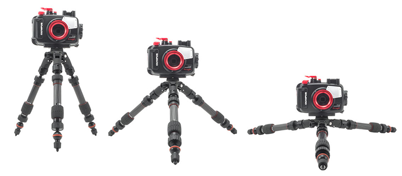 Inon Releases Underwater Tripod System