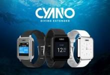 מחשב צלילה CYANO