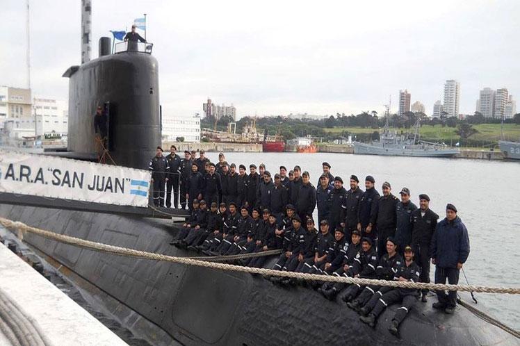 מעקב – עדיין אין זכר לצוללת הארגנטינאית שנעלמה