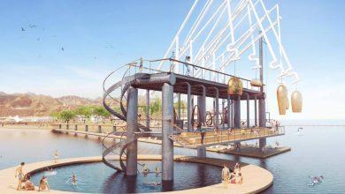חוף קצאא יהפוך לחוף אקולוגי תמונה - באדיבות עיריית אילת