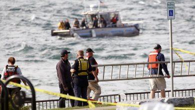 צוות צוללי הצלה בבאפלו - ניו יורק