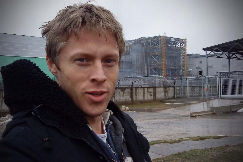 Tsjernobyl ligger et par timers kjøretur utenfor Kiev. Et trist, men interessant sted å besøke.