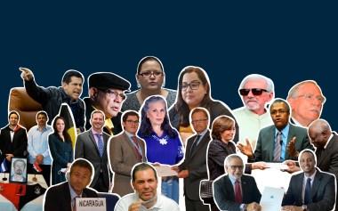 La diplomacia nepotista de los Ortega-Murillo