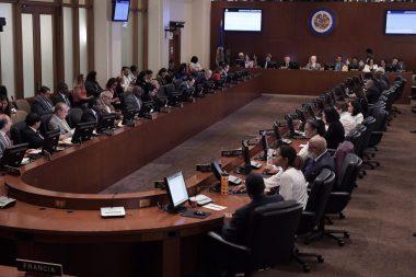 """OEA lanza """"última advertencia"""" ante la farsa electoral"""