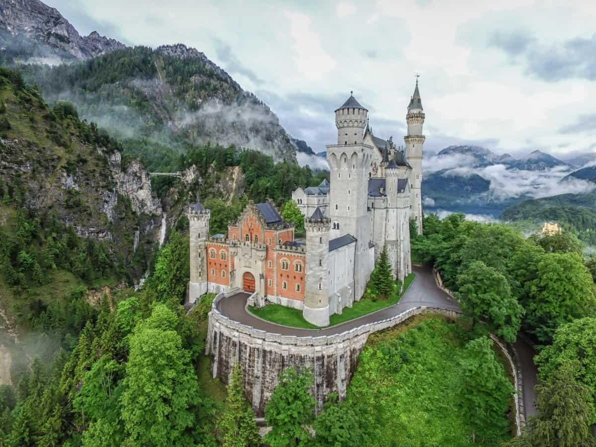 نتيجة بحث الصور عن neuschwanstein castle