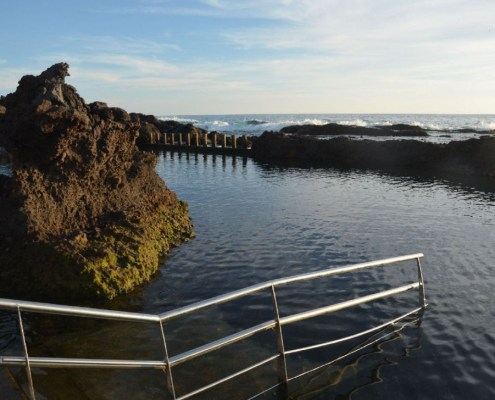 Pools of Tenerife