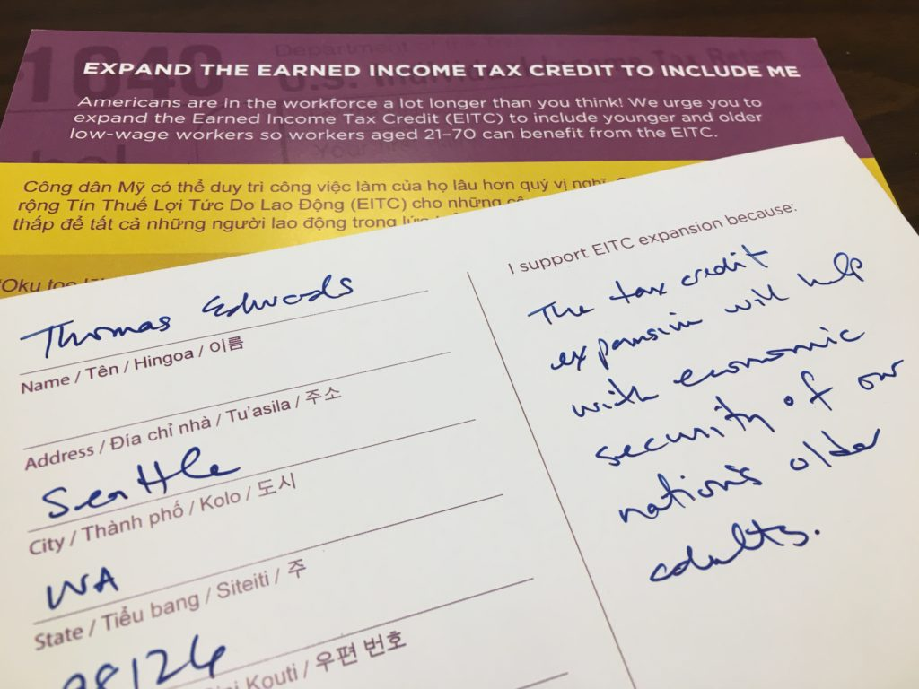 Expanding The Eligibility Age For The Earned Income Tax Credit Eitc