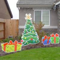 Diverse Signs - Seasonal yard Decor