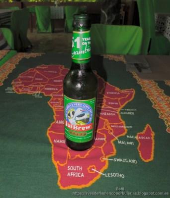JulBrew la cerveza nacional de gambia