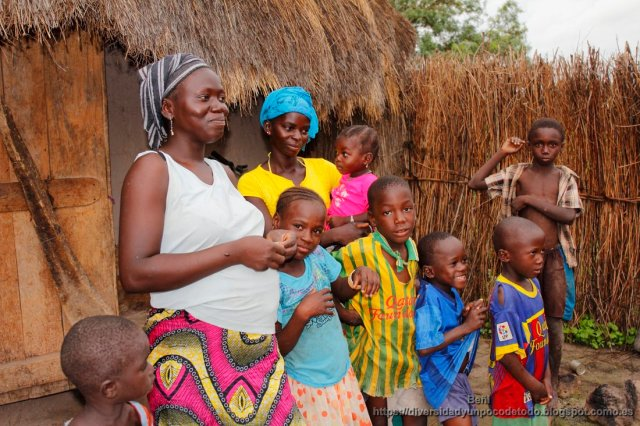 familia gambiana
