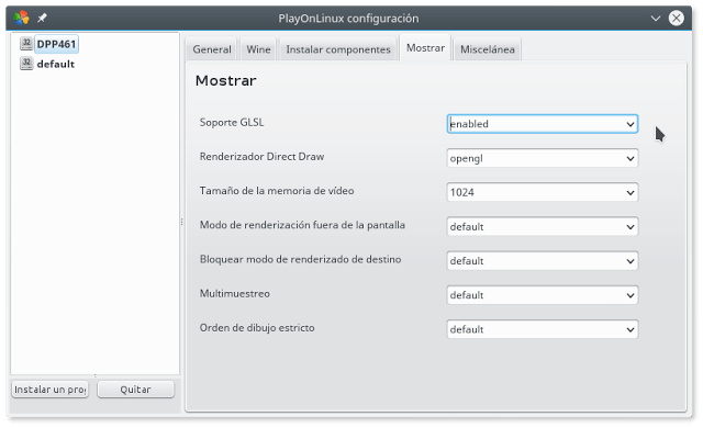 Instalar Digital Photo Prefessional con PlayOnLinux