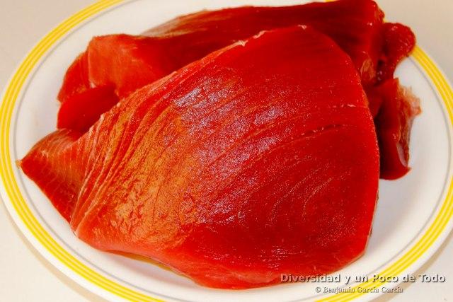 cocina con ciencia atun rojo