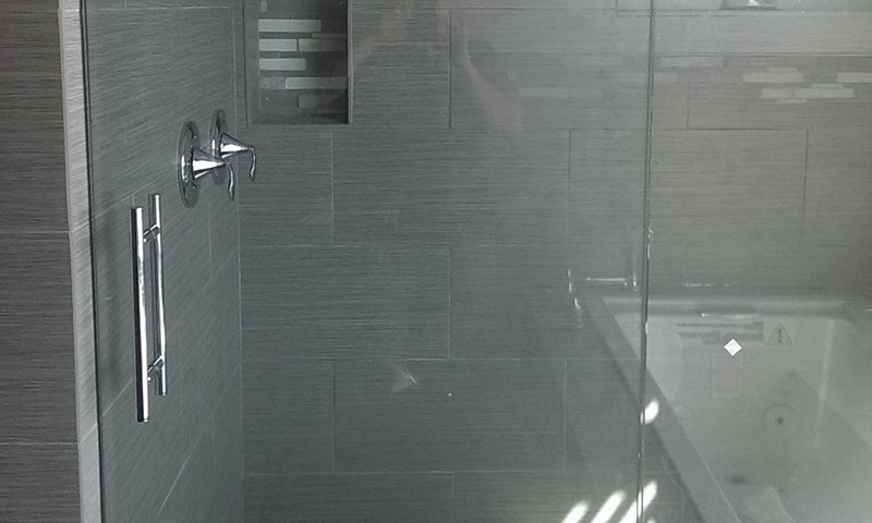 residential shower enclosure
