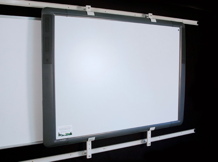 Whiteboard TV LCD Mount Solutions  Track Technology Systems