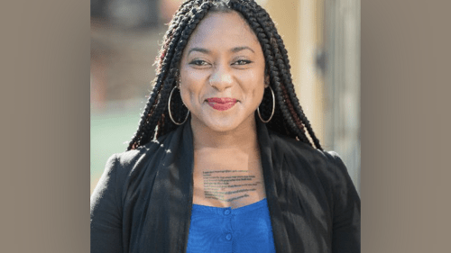 Alicia Garza, co-founder of Black Lives Matter