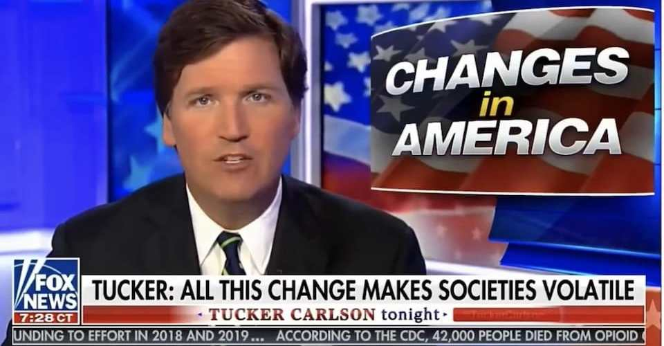 Fox News' Tucker Carlson: Latino Immigrants Made Town