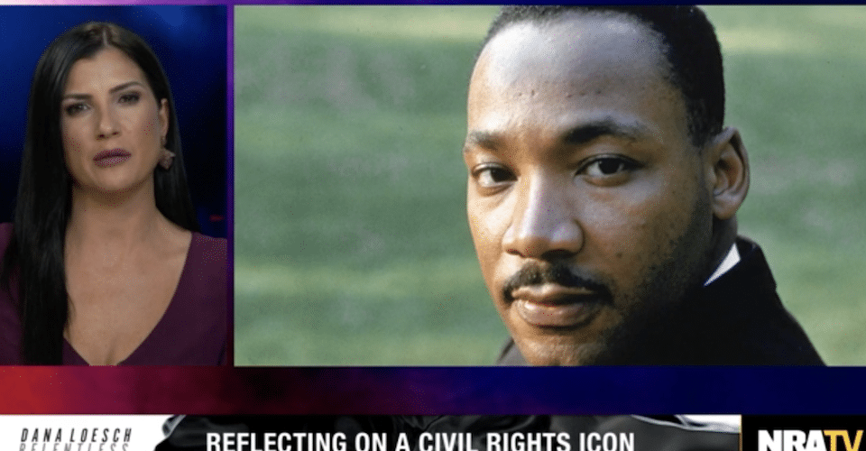 NRA Exploits Anniversary of MLK's Death to Bash Gun Control