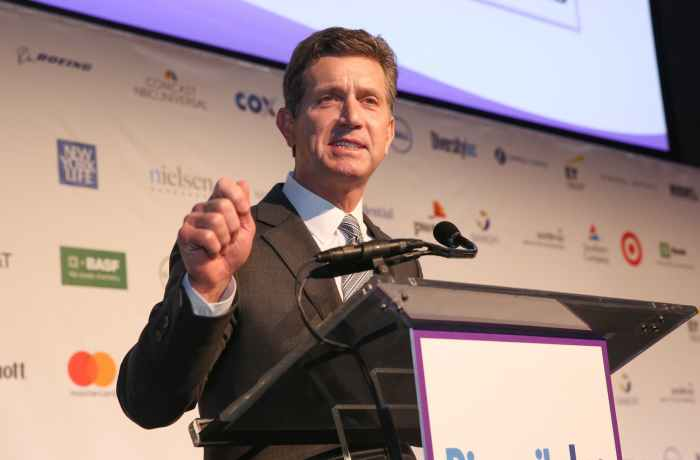 Chairman and CEO of Johnson & Johnson Alex Gorsky Receives DiversityInc's Inaugural Global Inclusive Leaders Award