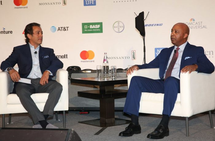DiversityInc CEO Luke Visconti's Fireside Chat with JCPenney CEO Marvin Ellison