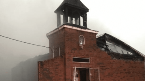 Sheriff Deputy's Son Suspect in Burning Historically Black Churches