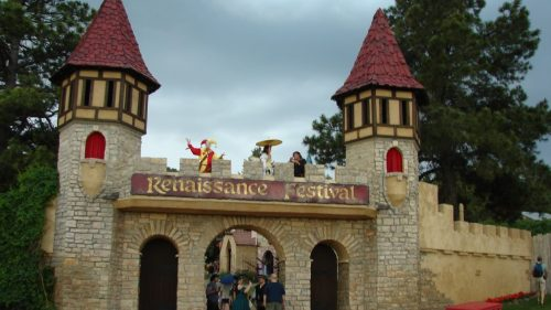 Colorado Renaissance Festival, St. Michael, discrimination
