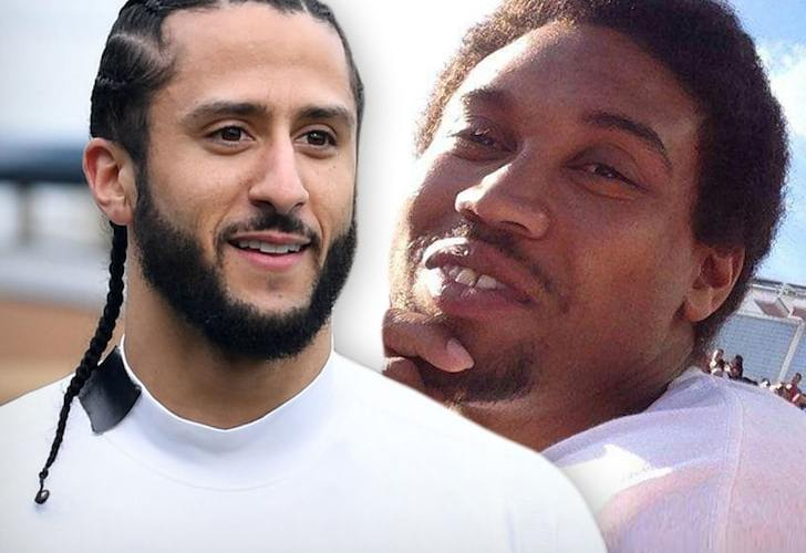 Mario Woods Colin Kaepernick activism San Francisco police department murder NFL football protests