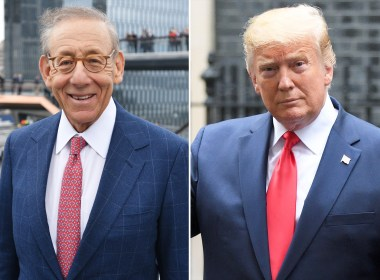 Stephen Ross President Trump Equinox SoulCycle boycott fundraiser business Related Company