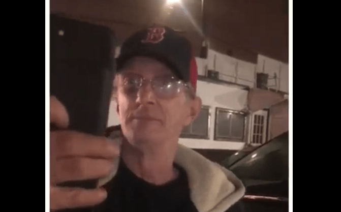 tow truck driver Boston jeff Judge'Mayo racist video