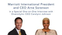marriott, marriott international, arne sorenson, carolynn johnson
