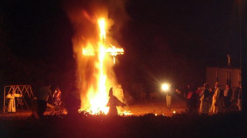 cross-burning prison DOJ Department of Justice Mississippi Graham Williamson Bernard Revette cross cross-burning intimidation frighten