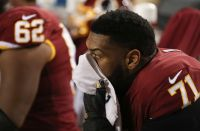 Trent Williams, cancer, tumor, NFL, Washington