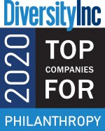 The 2020 DiversityInc Top Companies for Philanthropy