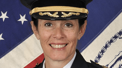 NYPD, gender, discrimination, lori Pollock