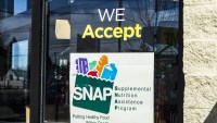 SNAP food assistance