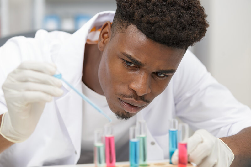 Black and Latinx STEM careers