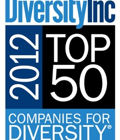 2012 DiversityInc Top 50 Companies For Diversity