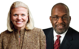 CEOs Rometty and Tyson exemplify diversity leadership