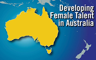 Global Diversity: Developing Women Talent in Australia